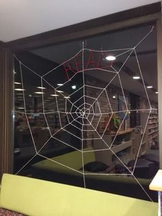 Charlotte's Web Display