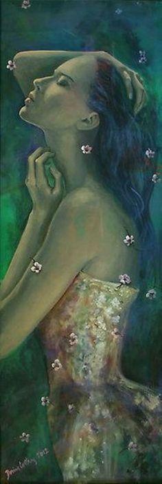 perfume-dos-sonhos:  Dorina Costras  - z