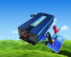 500.53$  Watch now - http://alihx2.worldwells.pw/go.php?t=702762780 - Wholesale--Hot Sell, 6pcs/lot 500W  Off Grid Tie Inverter . Solar Power Inverter, 500W Pure SineWave Inverter