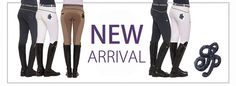 Add some Sparkle to your wardrobe with the new Vivia Breeches!