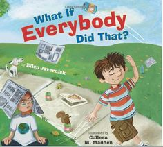 What if everybody did that by Ellen Javernick