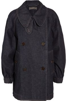Oversi ed Denim Coat