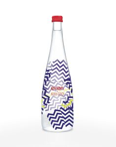Kenzo for Evian. Limited Edition