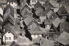 Martin Martinček - Dedina v horách. Old Photos, Monochrome, Nostalgia, Photography, Travel, Life, Fairy, Interiors, Furniture