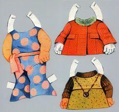 Oba! Mais uma publicação surpresa, com duas bonequinhas para aumentar ainda mais nossa coleção de Cabeçudas!    Manuela                E S...