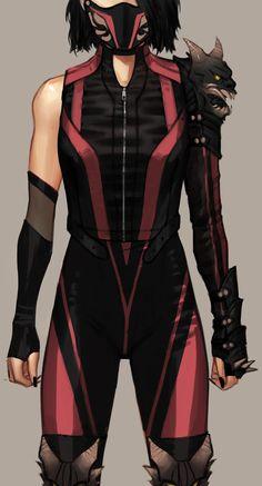 Female Character Design, Character Creation, Character Design Inspiration, Character Concept, Character Art, Mortal Kombat Cosplay, Mortal Kombat Art, Mode Latex, Tomb Raider Cosplay