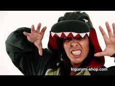 Kigurumi Shop | Dinosaur Summer Kigurumi - Animal Onesies & Animal Pajamas by Sazac