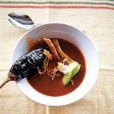 Frijol con Puerco (Pork and Black Bean Stew) | SAVEUR