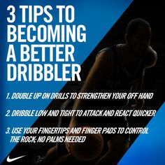 Basketball - Become a Better Dribbler - Hoops Coach