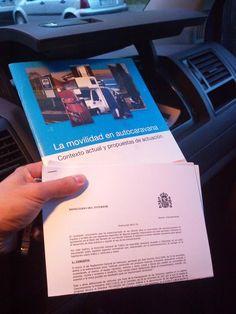 Legislación nacional sobre autocaravanas: lleva la Ley impresa en la guantera