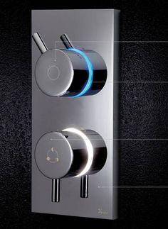 Crosswater Kai Dual Digital Shower Valves. Https://www.taps4less.com