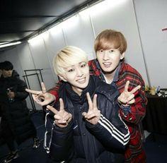 Onew & Eunhyuk