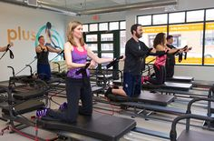 Studio Interview with Megaformer instructor and studio owner at btone fitness
