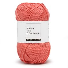 Yarn and Colors Must-have 039 Salmon