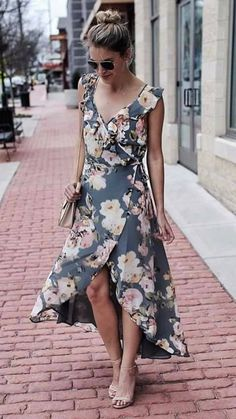 Gorgeous Summer Outfits Ideas : New Summer Looks - Fashmagg Plaid Fashion, Tomboy Fashion, Girl Fashion, Fashion Outfits, Fashion Trends, Street Fashion, Sexy Dresses, Casual Dresses, Cool Girl Style