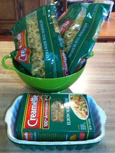 Mom in Training: Creamette Pasta Prize Pack (ARV $50) #Giveaway - Ends 5-30