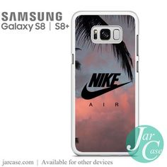 Nike Air Panorama Phone Case for Samsung Galaxy S8 & S8 Plus
