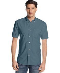 Tommy Hilfiger Short-Sleeve Maxwell Shirt