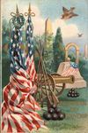 American Decoration Day Souvenir