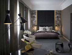 Luxury Design Hotel Suite in Portugal - Expolore the best and the special ideas about Hotel interiors Luxury Interior Design, Best Interior, Luxury Decor, Design Furniture, Luxury Furniture, Furniture Online, Furniture Ideas, Furniture Nyc, Luxury Apartments