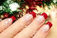 Nail Art For Beginners - Winter Manicure