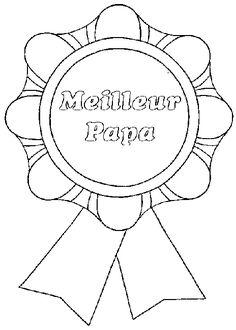 Coloriage bonne fete papa avec moustaches imprimer et colorier f te des p res en maternelle - Dessin d anniversaire pour papa ...