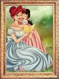 A pequena sereia Melody