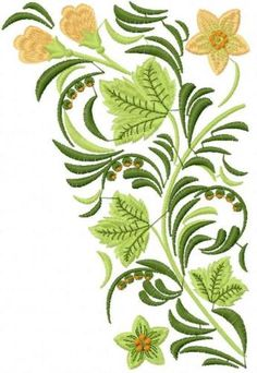 How To Choose An Embroidery Machine - Embroidery Patterns Border Embroidery, Learn Embroidery, Embroidery Ideas, Best Embroidery Machine, Free Machine Embroidery Designs, Portrait Embroidery, Butterfly Design, Embroidery Techniques, Autumn Leaves
