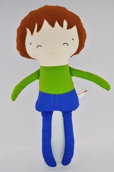 Alphonse le petit garçon Smurfs, Creations, Chic, Fictional Characters, Art, Fabrics, Small Boy, Red, Shabby Chic