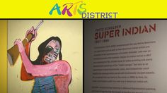Husband John Gritts co-narrates this PBS video on The Denver Art Museum's groundbreaking exhibition, Super Indian, features more than 40 rarely seen monumental paintings and lithographs by the renowned 20th ...