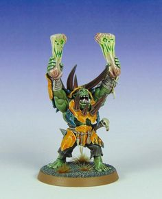Age of Sigmar Warhammer Figures, Age Of Sigmar, Advanced Dungeons And Dragons, Warhammer 40000, Paint Schemes, Doll Toys, Dolls, Medieval Fantasy, Barbarian