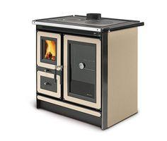 "La Nordica ""Italy Magnolia"" Wood Burning Cooking / Cook / Cooker Stove, 27K BTUs #LaNordica"