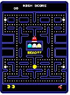 Pac Man - Late Childhood