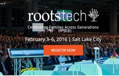 Olive Tree Genealogy Blog: RootsTech Streaming Schedule