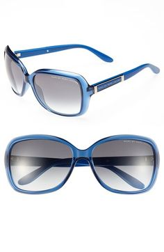 MARC BY MARC JACOBS 58mm Oversized Sunglasses available at #Nordstrom $98