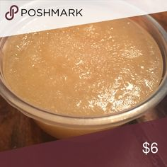 Salted caramel lip scrub Yummy salted caramel lip scrub! 2092772955 text for more info on pricing and quantity, or if you have questions about other products! Other
