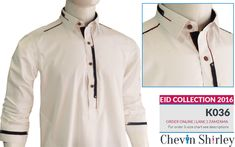 Chevin Shirley Eid Men Kurta Shalwar are trendy and stylish shalwar kameez for t. - Chevin Shirley Eid Men Kurta Shalwar are trendy and stylish shalwar kameez for this festive occasio - Mens Designer Shirts, Designer Suits For Men, Designer Clothes For Men, Men Clothes, Kurta Pajama Men, Kurta Men, Mens Kurta Designs, Man Dress Design, Shalwar Kameez Pakistani