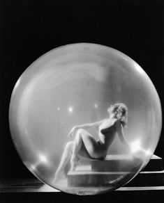 Bubble dancer Sally Rand circa 1930's