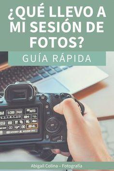 """""""¡¿QUÉ LLEVO A MI SESIÓN DE FOTOS?!"""" GUÍA RÁPIDA #fotografia #fotografía #photography"""