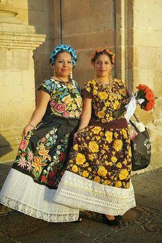 Tehuanas  Oaxaca Mexico
