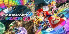Mario Kart 8 Deluxe wallpapers best