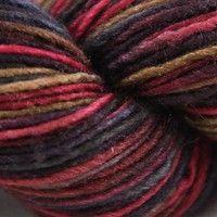 Manos del Uruguay Silk Blend Space Dyed - yum!