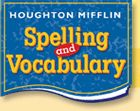 Houghton Mifflin Spelling and Vocabulary: Here is a great website with 9 different interactive activities that will get your students motivated! Activities are sorted by grade level from 1-6. Check it out @ http://www.eduplace.com/kids/sv/applications/smg/