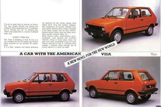 """Fourth-worst: 1987 Yugo   The Serbian-made Yugo shows up frequently on worst-car lists. Edmunds.com ranks the 1987 Yugo as the fourth-worst car ever made, but Oldham says it was a contender for No. 1.    """"The Yugo was terrible in every way -- terrible quality, terrible performance, and it fell apart around you as it went down the road,"""" he says.    The 1987 Yugo was a Serbian-made version of the Fiat 127, under license from Fiat."""