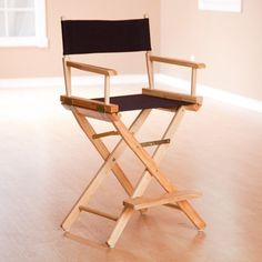 Counter Height Directors Chair