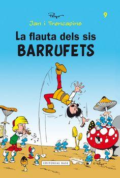 Octubre 2016: La flauta dels sis barrufets/ Peyo