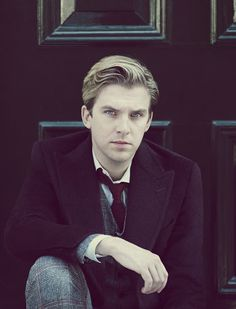 Dan Stevens  I first saw Dan in the BBC adaptation of Alan Hollinghurst 2004 Booker prize winning novel The Line Of Beauty. That was brilliant  I thought he is one to watch and then came Downtown Abbey. Dan has now left the cast of Downtown Abbey and I hope to see more of his talent in the future.