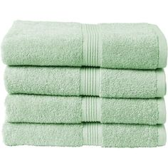 Christy Verona Plain Dye Towel Range ($10) ❤ liked on Polyvore featuring home, bed & bath, bath, bath towels and christy bath towels
