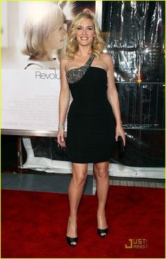 Kate winslet Revolutionary Road Premiere