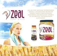 Zeal for Life  www.myeliagerald.zealforlife.com